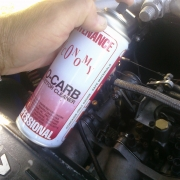 Carburettor & Choke Cleaner  PROCARB